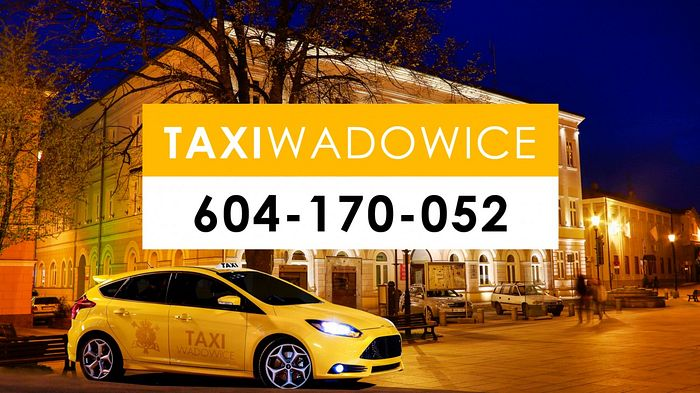 wadowice centrum taxi